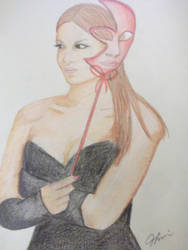 Mask 1 by JamieLin