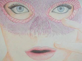 Mask 3 by JamieLin