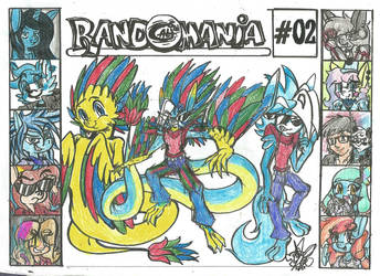 RM#02 - Xros-Up Mig (from Digimon Battle Wars) by RetroGalicia