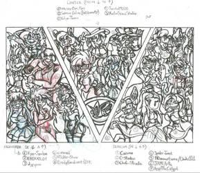 FAN-ART 3-in-1 #01 (SKETCH) by RetroGalicia