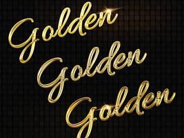 Add-ons - 8 Luxury Golden Text Styles PSD by AlexLasek