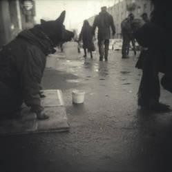 street hunger by SiVkiN