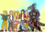 Duran's Heroes by pookaangharad