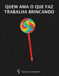 BrasilART - Faca o que ama by Adhago