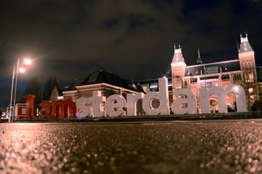 Amsterdam #01 by Adhago