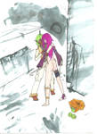 hand over the children by Aankai-Rain