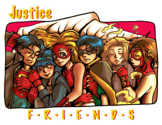 JusticeFRIENDS by BACBAC-MIKI