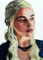 Daenerys by Trespie