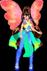 WoW FA: Ayna Dreamix by TetsunoKobushi