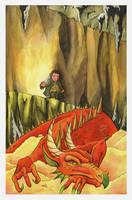 The Hobbit by Aldistar