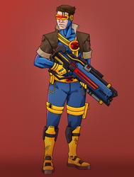 Ciclops 76 by NikoAlecsovich
