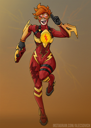 Tracer Flash 2 by NikoAlecsovich