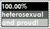 Heterosexual and Proud by SteveHNo96