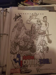 Stan Lee's Autograph by The-Angelic-one
