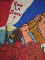 Vive La France! by RedAmerican1945