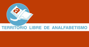 Cuban Literacy Campaign Flag. by RedAmerican1945