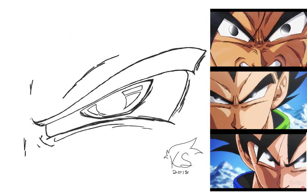 Dragon Ball Eye by Kana-San2222