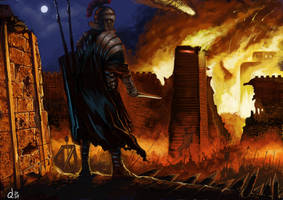 Hail Rome Victorious by DoctorGurgul