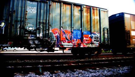 Train car 1 by Deathtoll