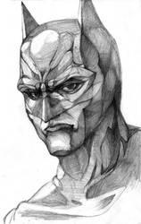 batman by kaomojihs