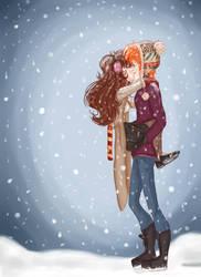 Snowflake by GildingofNightfall