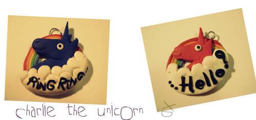 charlie the unicorn by CheshireNene