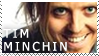 Tim Minchin Stamp by mrTwisby
