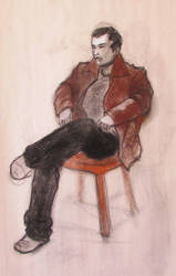 Sitting by ElishaAistrup