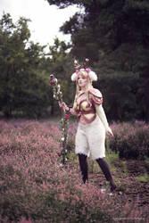 Spring Faun OC by Lyra-May