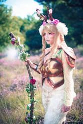 Faun 2 by Lyra-May