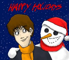 Happy Holidays by KillerSponge