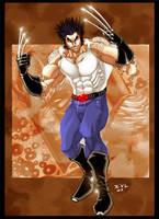 X-MEN - Wolverine by ErikVonLehmann