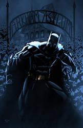 Batman Arkham Night Version by ErikVonLehmann