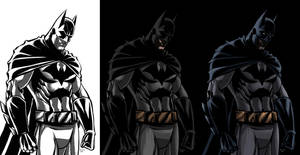 I'm BATMAN by ErikVonLehmann