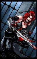 Bloodrayne by ErikVonLehmann
