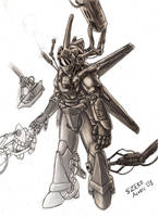 Mech Armour mk5 by s0lar1x