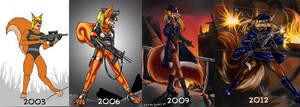 2003-2012 progress by s0lar1x