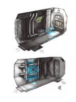 Corridor by s0lar1x