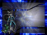 Heroine S'Zira -Wallpaper- by s0lar1x