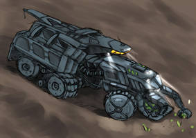 Harvester concept 2 by s0lar1x