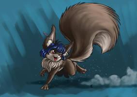 Fluffy by s0lar1x