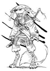 Samurai Rena by s0lar1x