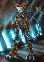 SpS: Huntress by s0lar1x