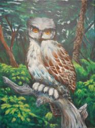 Owl by s0lar1x