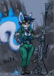 Riley by s0lar1x