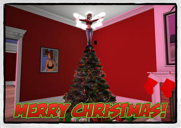 O Christmas Tree Part 7 by AprilWinters