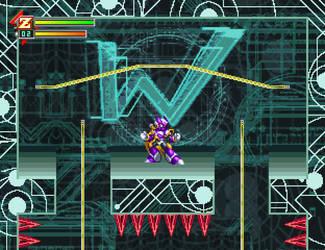 Viral Armor - MMX Corrupted (32-bit) - Kensuyjin33 by kensuyjin33