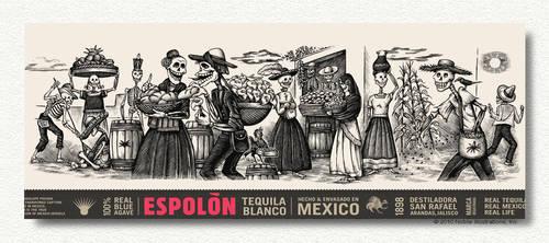 Espolon Tequila Market by srnoble