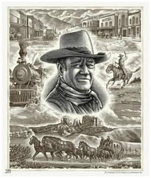 John Wayne Montage by srnoble