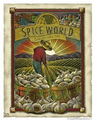 Spiceworld Poster by srnoble
